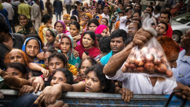 Onions Price @ Rs.220: కిలో ఉల్లి ధర రూ. 220, బంగ్లాదేశ్లో కోయకుండానే కన్నీరు తెప్పిస్తున్న ఉల్లి, ధరల పెరుగుదలతో వాడకాన్ని ఆపేసిన బంగ్లా ప్రధాని హసీనా, పలుచోట్ల వినియోగదారులు ఆందోళన