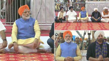 Kartarpur Corridor: కర్తార్పూర్ కారిడార్ను ప్రారంభించిన మోడీ, పాక్ ప్రధానికి ధన్యవాదాలు తెలిపిన ఇండియా పీఎం, గురు నానక్ దేవ్ అన్ని పుణ్య క్షేత్రాలను కలుపుతూ ప్రత్యేక రైలు సేవలు