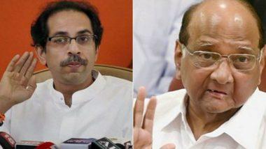 Maharashtra Politics: మహారాష్ట్రలో మధ్యంతర ఎన్నికలకు ఆస్కారం లేదు, ప్రభుత్వం ఏర్పాటుకు సిద్ధంగా ఉన్నాం, ఐదేళ్ల పాటు తమదే అధికారమని వెల్లడించిన శరద్ పవార్