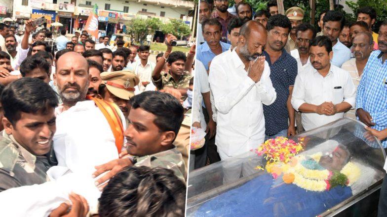 Telangana RTC Strike: కార్మికులు చనిపోతున్నా కేసీఆర్లో చలనం లేదు, ఎంపీని అని చూడకుండా పోలీసులు మెడపట్టి తొసేశారు, డ్రైవర్ బాబు అంతిమయాత్రలో ఉద్రిక్తత, హైకోర్టులో కేసు మరోసారి వాయిదా