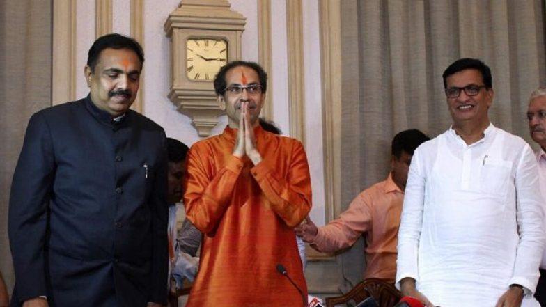 Maharashtra Assembly Floor Test: బల పరీక్షలో నెగ్గిన ఉద్ధవ్ ఠాక్రే ప్రభుత్వం, రాజ్యాంగ విరుద్ధమంటూ అసెంబ్లీ నుంచి ఫఢ్నవిస్ టీం వాకౌట్, కనీసం వందేమాతర గీతం కూడా పాడలేదంటూ బీజేపీ విమర్శలు