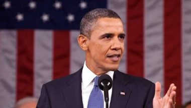 Barack Obama: మహిళలకు అధికారం ఇచ్చి చూడండి, ప్రపంచమే మారిపోతుంది, సగం సమస్యలు ముసలివాళ్ల వల్లే, సోషల్ మీడియా వల్ల ఎక్కువ దుష్ప్రచారం, మగవాళ్ల కన్నా ఆడవాళ్లే బెటర్ అంటున్న ఒరాక్ ఒబామా