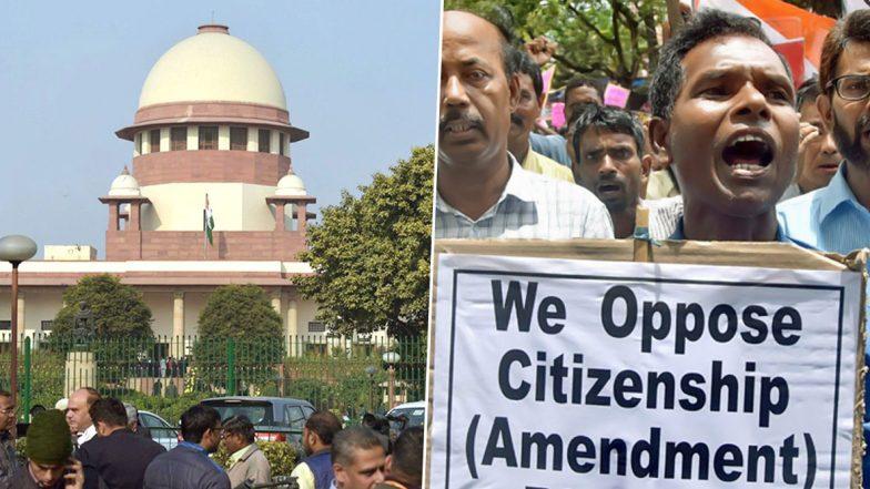 CAA at Supreme Court: పౌరసత్వ సవరణ చట్టంపై స్టే ఇవ్వడానికి నిరాకరించిన సుప్రీంకోర్ట్,  కేంద్ర ప్రభుత్వానికి మాత్రం నోటీసులు జారీ, తదుపరి విచారణ జనవరికి వాయిదా