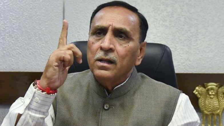 Gujarat CM Vijay Rupani-CAA: ముస్లింలకు150 దేశాలు ఉన్నాయి, హిందువులకు ఇండియా ఒక్కటే ఉంది, పౌరసత్వ సవరణ చట్టంపై కీలక వ్యాఖ్యలు చేసిన గుజరాత్ సీఎం, కాంగ్రెస్ పార్టీపై మండిపడిన విజయ్ రూపానీ