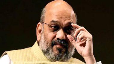 Amit Shah Admitted to AIIMS: మళ్లీ ఆస్పత్రికి అమిత్ షా, శ్వాస కోస సమస్యతో బాధపడుతుండడంతో మెరుగైన వైద్యం కోసం ఎయిమ్స్కు తరలించిన వైద్యులు