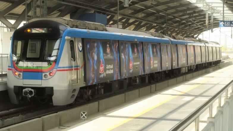 Hyderabad Metro: దేశంలోనే తొలిసారిగా హైదరాబాద్ మెట్రోలో ఉచిత వీడియో స్ట్రీమింగ్ మరియు ఎంటర్టైన్మెంట్ సదుపాయం, సినిమాలు, గేమ్స్ డౌన్లౌడ్ చేసుకునే విధంగా Zee5 సేవలు ప్రారంభం, త్వరలోనే QR కోడ్ టికెటింగ్ సౌకర్యం కూడా