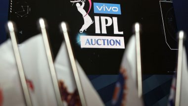 IPL 2020 Auction: ప్రారంభమైన ఐపీఎల్ 2020 ఆటగాళ్ల వేలం, క్రికెటర్ల వేటలో పోటీ పడుతున్న ప్రాంచైజీలు, ఈ సీజన్కి వేలంలో అమ్ముడుపోయిన తొలి ఆటగాడిగా ఆస్ట్రేలియా ఒపెనర్ క్రిస్ లిన్