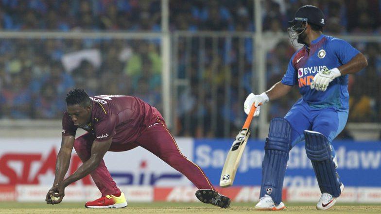 India vs West Indies 3rd T20I: భారత్ మరియు వెస్టిండీస్ మధ్య ముంబై వేదికగా నిర్ణయాత్మక మూడో టీ20 మ్యాచ్, టాస్ గెలిచి ఫీల్డింగ్ ఎంచుకున్న వెస్టిండీస్, ఈ మ్యాచ్లో గెలిచిన జట్టుకే సిరీస్