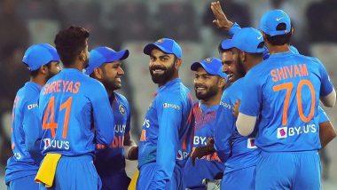 Ind vs WI 2nd ODI: వైజాగ్ వన్డేలో భారత్ ఘనవిజయం, భారీ లక్ష్య ఛేదనలో 280 పరుగులకే కుప్పకూలిన కరేబియన్లు, ఆల్ రౌండ్ షోతో అదరగొట్టిన టీమిండియా