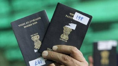 Lotus Symbol On Passport: కొత్త పాస్పోర్టులపై కమలం గుర్తు, తీవ్రంగా మండిపడుతున్న విపక్షాలు, క్లారిటీ ఇచ్చిన అధికార పక్షం, అది జాతీయ చిహ్నమన్న విదేశాంగ మంత్రిత్వ శాఖ