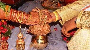 Pakistan Abductions: పాకిస్థాన్లో హిందూ యువతిపై దారుణం, వధువును పెళ్లి మండపంలోంచి నుంచి ఎత్తుకెళ్లి మతమార్పిడి, ఆపై ముస్లిం వ్యక్తితో పెళ్లి, పాక్ ప్రభుత్వానికి సమన్లు జారీ చేసిన భారత్