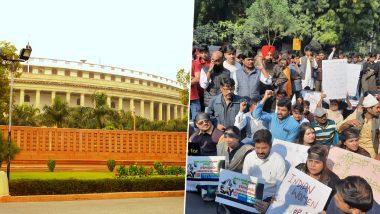 Justice For Disha: డిసెంబర్ 31లోపు 'దిశ' కేసులో నేరస్తులను ఉరి తీయాలి, పార్లమెంటులో హైదరాబాద్ హత్యోదంతంపై చర్చ, దేశవ్యాప్తంగా కొనసాగుతున్న నిరసనలు