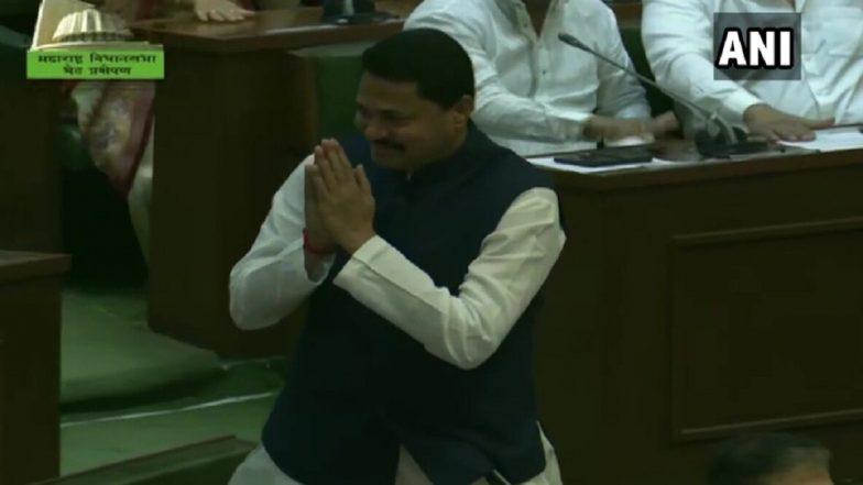 Maharashtra Assembly Speaker: స్పీకర్గా కాంగ్రెస్ ఎమ్మెల్యే నానా పటోలే, ప్రధాని మోడీపై తిరుగుబాటు బావుటా ఎగరవేసిన పటోలే, రైతు సమస్యలపై మంచి పట్టున్న నేత, రేసులోనుంచి తప్పుకున్న బీజేపీ