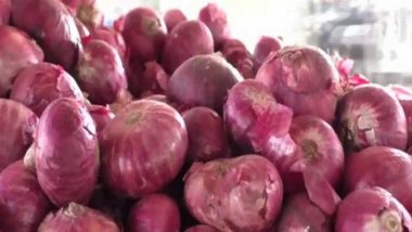 Onions Shortage: ఉల్లి ధరలకు కళ్లెం వేసేందుకు కేంద్రం కీలక చర్యలు, టర్కీ నుంచి 11,000 టన్నుల ఉల్లి దిగుమతులు, ఆర్డర్ ఇచ్చిన ప్రభుత్వ రంగ సంస్థ ఎంఎంటీసీ, ధరల సమీక్షకు అమిత్ షా నేతృత్వంలో మంత్రుల బృందం