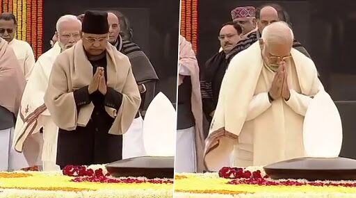 Atal Bihari Vajpayee 95th Birth Anniversary: మూడు సార్లు ప్రధాని, పోఖ్రాన్,కార్గిల్ వార్ విజయ సారధి జయంతి నేడు, అటల్ బీహారీ వాజపేయి 95వ జయంతి సందర్భంగా నివాళులు అర్పించిన ప్రధాని, రాష్ట్రపతి, రాజకీయ ప్రముఖులు, లక్నోలో అటల్ జీ విగ్రహాన్ని ఆవిష్కరించనున్న ప్రధాని మోడీ