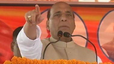 Rajnath Singh: పాకిస్తాన్కు దక్కేది ఓటమే, 1848 నుంచే ఆ దేశానికి తెలుసు, పరోక్ష యుద్ధంలోనూ దాయాది దేశంకు పరాజయం తప్పదన్న రక్షణ శాఖా మంత్రి రాజ్నాథ్ సింగ్