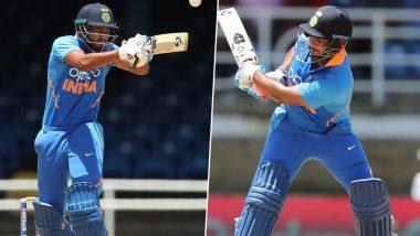 IND vs WI 1st ODI 2019: 50 ఓవర్లలో 8 వికెట్లకు 288 పరుగులు చేసిన భారత్, వెస్టిండీస్ విజయలక్ష్యం 289, రాణించిన శ్రేయాస్ అయ్యర్, రిషబ్ పంత్