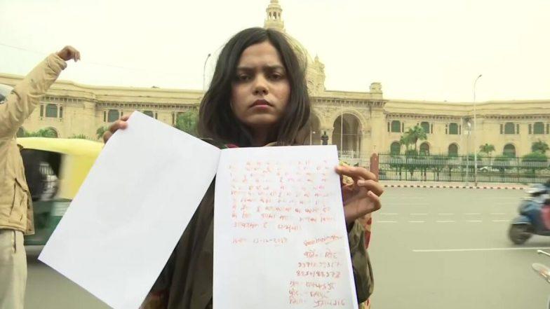 Vartika Singh: నా రక్తంతో రాస్తున్నా, వారిని ఉరి తీసే అవకాశం నాకివ్వండి, హోం మంత్రి అమిత్ షాను కోరిన ఇంటర్నేషనల్ షూటర్ వర్తిక సింగ్, త్వరలో నిర్భయ నిందితులని ఉరి తీసే అవకాశం