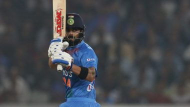 India vs West Indies 1st T20: కోహ్లీ దెబ్బకు కుదేలైన విండీస్, మొదటి టీ20 మ్యాచ్లో ఆరు వికెట్ల తేడాతో ఇండియా ఘన విజయం, 8 బంతులు మిగిలుండగానే లక్ష్యాన్ని చేధించిన భారత్