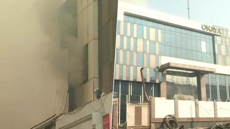 Delhi Fire: దిల్లీలో అగ్నిప్రమాదం, అదే సమయంలో కూలిన భవనం, శిథిలాల కింద చిక్కుకున్న అగ్నిమాపక సిబ్బంది, 14 మందికి గాయాలు, కొనసాగుతున్న సహాయక చర్యలు