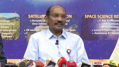 ISRO Missions 2020: చంద్రయాన్ 3 ప్రాజెక్టుకు కేంద్ర ప్రభుత్వం ఆమోదం, ఈ ఏడాది గగన్యాన్ ప్రాజెక్టు కూడా చేపట్టబోతున్నట్లు వెల్లడించిన ఇస్రో చైర్మన్ కే. శివన్