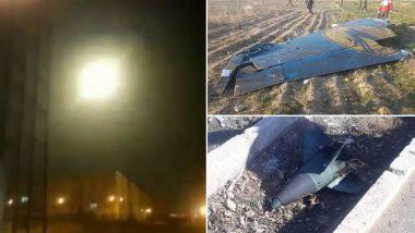 Iran Plane Crash: క్షిపణితో ఉక్రెయిన్ బోయింగ్ విమానాన్ని కూల్చివేసిన ఇరాన్, ధ్రువీకరిస్తున్న అంతర్జాతీయ మీడియా, అందుకు సంబంధించిన వీడియో వైరల్