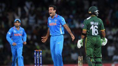 Irfan Pathan Retires: అంతర్జాతీయ క్రికెట్కు గుడ్ బై చెప్పిన ఇర్ఫాన్ పఠాన్, టెస్టుల్లో తొలి ఓవర్లోనే హ్యట్రిక్ తీసిన రికార్డు ఇప్పటికీ పదిలమే, 2007 T20 ప్రపంచకప్పు భారత్ గెలవడంలో కీలక పాత్ర పోషించిన పఠాన్