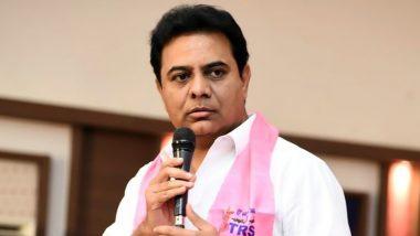 TRS vs BJP & Congress: మోదీ, రాహుల్ ఎవరైనా మాకు భయం లేదు, లక్ష్మణ్ వ్యాఖ్యలపై మంత్రి కేటీఆర్ రియాక్షన్, ప్రతిపక్షాల దుష్ప్రచారాన్ని సోషల్ మీడియా ద్వారా తిప్పికొట్టాలని పార్టీ వర్గాలకు పిలుపు