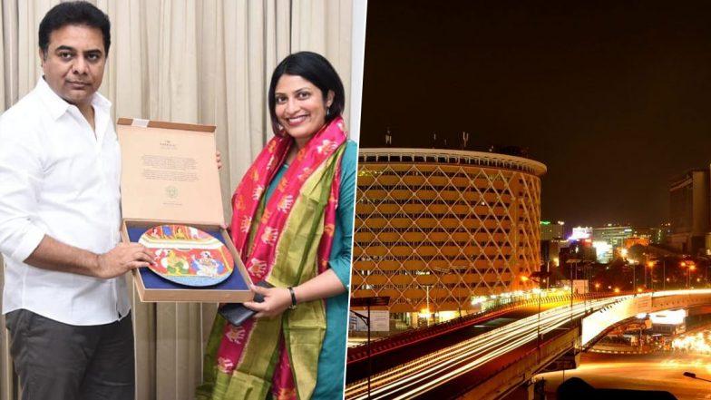 Hyderabad: మంత్రి కేటీఆర్తో న్యూజిలాండ్ ఎంపీ భేటీ; బెంగళూరును దాటేసిన హైదరాబాద్, ఆఫీస్ స్పేస్ లీజుల్లో రికార్డ్ వృద్ధిని సాధించిన భాగ్యనగరం
