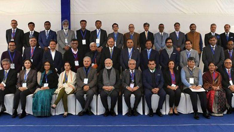 PM Modi on Indian Economy: భారత ఆర్థిక విధానాలు బలమైనవి, ఆర్థిక వ్యవస్థ తిరిగి గాడిలో పడుతుంది, వచ్చే ఐదేళ్లలో భారత అర్థికవ్యవస్థ 5 ట్రిలియన్ డాలర్లకు చేరుకోవడం ఖాయం; బిజినెస్ లీడర్ల సమావేశంలో ప్రధాని మోదీ