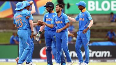 ICC Under-19 Cricket World Cup: 41 పరుగులకే ఆలౌట్, 10 వికెట్ల తేడాతో యువ టీమిండియా ఘన విజయం, అండర్ 19 ప్రపంచ కప్ 2020లో క్వార్టర్ ఫైనల్స్లోకి ప్రవేశం