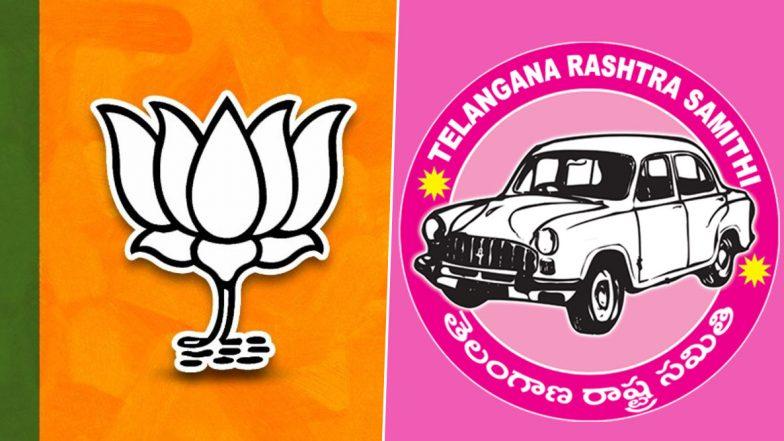 Karimnagar Corporation Election Results: కరీంనగర్ కింగ్ ఎవరు? గులాబీ జెండా ఎగరవేస్తామంటున్న టీఆర్ఎస్, కాషాయపు రెపరెపలు చూడమంటున్న బీజేపీ, రౌండ్ల వారీగా సాగుతున్న ఓట్ల లెక్కింపు