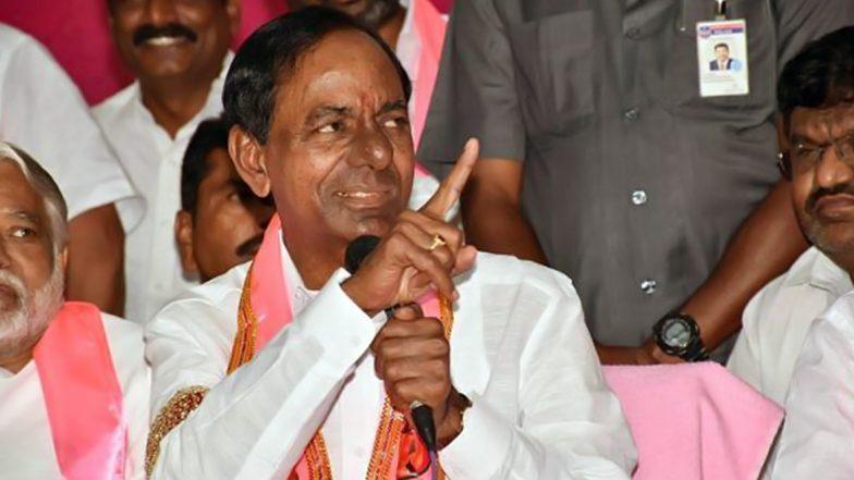 Telangana Municipal Election Results 2021: బీజేపీకి షాక్... తెలంగాణలో రెండు కార్పొరేషన్, 5 మున్సిపాలిటీలు టీఆర్ఎస్ వశం