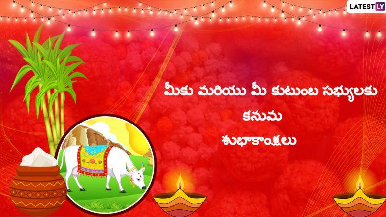 Happy Kanuma 2020 Wishes: మూడు రోజుల సంక్రాంతి సంబరం,  ఏడాదంతా జ్ఞాపకం. రైతన్నల నేస్తాలకు 'పసందైన విందు'తో జరుపుకునే పండగే కనుమ. తెలుగు సంస్కృతి- సంప్రదాయాలకు అద్ధంపట్టేలా, కనుమ పండగ విశిష్టత తెలిపే సందేశాలు, కనుమ శుభాకాంక్షలు Kanuma Subhakankshalu Images, Kanuma Quotes, Kanuma Telugu Greetings కోసం ఇక్కడ చూడండి