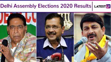 Delhi Election Result 2020: కౌన్ బనేగా ఢిల్లీ సీఎం, అరవింద్ కేజ్రీవాల్ హ్యాట్రిక్ కొడతారా, కమలం వికసిస్తుందా, ఎగ్జిట్ పోల్స్లో దమ్మెంత ఉంది, కౌంటింగ్ స్టార్ట్ అయింది