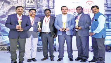 Technology Sabha Awards: ఏపీ పోలీస్ శాఖకు 5 జాతీయ అవార్డులు, పోలీసు వీక్లీ ఆఫ్ విధానానికి తొలి అవార్డు, టెక్నాలజీ సభ అవార్డ్స్–2020 పేరిట ఒడిశాలో జాతీయ సెమినార్
