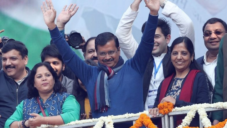 Delhi Govt Formation: ఢిల్లీ అసెంబ్లీ రద్దు, ప్రేమికుల రోజున ప్రమాణ స్వీకారం లేదు, ఈ నెల 16న ఢిల్లీ ముఖ్యమంత్రిగా 3వ సారి ప్రమాణ స్వీకారం చేయనున్న అరవింద్ కేజ్రీవాల్