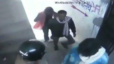 Bank Robbery: పట్టపగలే బ్యాంకు నుండి రూ.8 లక్షలు దోచుకెళ్లారు, బీహార్లోని ముజఫర్పూర్లో ఘటన, సీసీటీవీ పుటేజీలో రికార్డు, కేసు నమోదు చేసిన పోలీసులు (వీడియో )