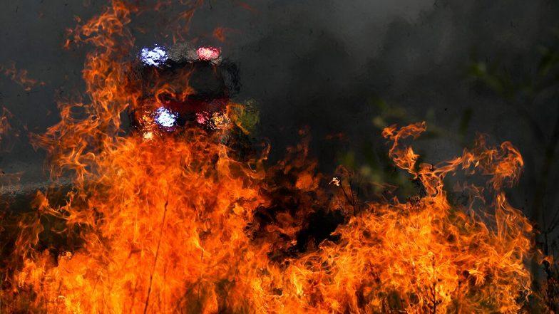 Andhra Pradesh: పశ్చిమ గోదావరి జిల్లాలో భారీ పేలుడు, ధ్వంసమైన 10 ఇళ్లు, టపాసుల తయారీకి ఉపయోగించే పదార్థాల కారణంగా పేలుడు