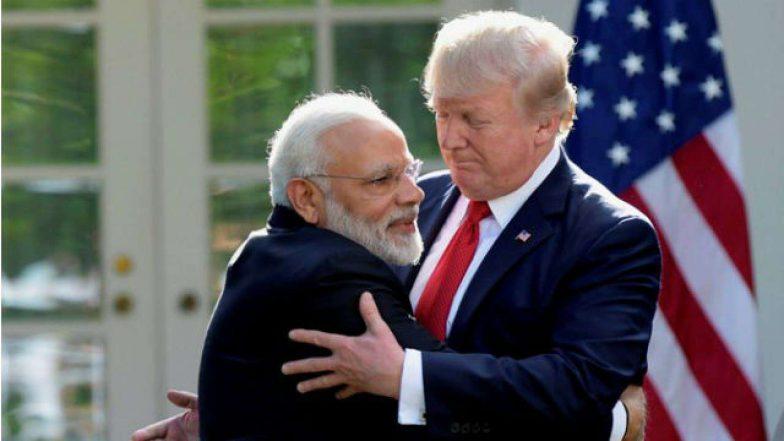 Trump's India Tour: తమరి రాక మాకెంతో ఆనందం సుమండీ! అమెరికా అధ్యక్షుడికి చిరస్మరణీయంగా గుర్తుండి పోయేలా స్వాగత ఏర్పాట్లు, లక్షల మందితో భారీ సభకు ప్రణాళికలు సిద్ధం చేస్తున్న మోదీ సర్కార్