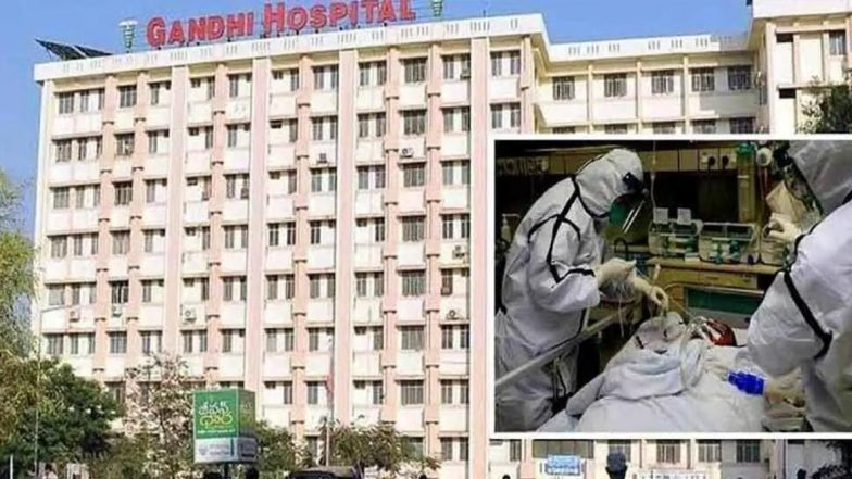 Coronavirus Alert: కరోనావైరస్ లక్షణాలతో మరో 12 మంది హైదరాబాద్ గాంధీ ఆసుపత్రిలో చేరిక, ప్రత్యేక వార్డుల్లో ఉంచి పర్యవేక్షిస్తున్న వైద్యులు