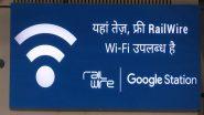 Google Station: పోర్న్ దెబ్బ, యూజర్లకి గూగుల్ షాక్, రైల్వే స్టేషన్లలో ఇకపై ఉచిత వైఫై దొరకదు, దేశ వ్యాప్తంగా ఎత్తివేస్తున్నట్లు ప్రకటించిన గూగుల్