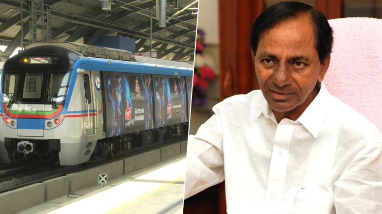Hyderabad Metro: కరోనా ప్రభావంతో నష్టాల్లో కూరుకుపోయిన హైదరాబాద్ మెట్రో, నగరానికి మెట్రో సేవలు ఎంతో అవసరమని పేర్కొన్న సీఎం కేసీఆర్, ప్రభుత్వం తన బాధ్యతగా మెట్రోను ఆదుకుంటుందని హామి