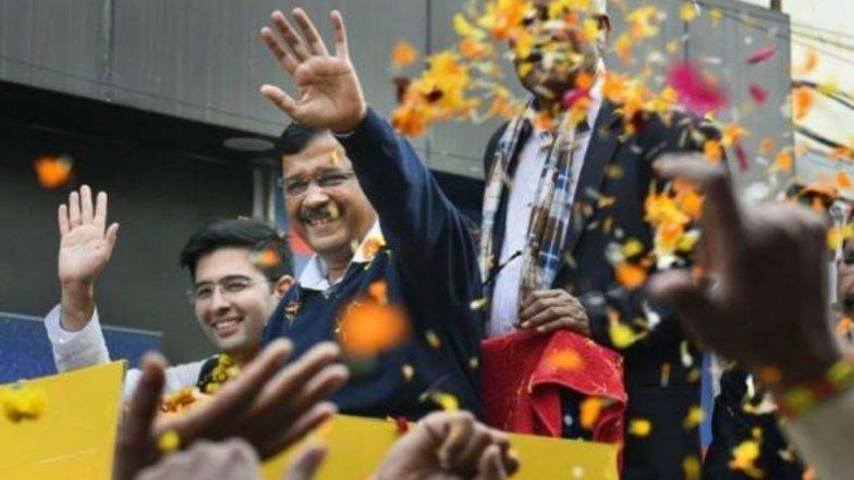 Delhi CM Oath Ceremony: సామాన్యుడి పట్టాభిషేకానికి సామాన్యులే అతిధులు, పేరును సార్థకం చేసుకున్న ఆమ్ ఆద్మీ పార్టీ, ముఖ్య అతిథులుగా 50 మంది సాధారణ పౌరులు, ఫిబ్రవరి 16న కేజ్రీవాల్ సీఎంగా ప్రమాణ స్వీకారం