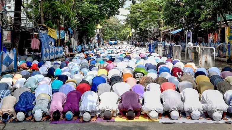 Ayodhya: మసీదు నిర్మాణం కోసం ముస్లిం వక్ఫ్ బోర్డుకు 5 ఎకరాల స్థలం కేటాయించిన ఉత్తరప్రదేశ్ ప్రభుత్వం, ఆ స్థలం పట్ల అభ్యంతరం వ్యక్తం చేస్తున్న ముస్లిం సంఘాలు