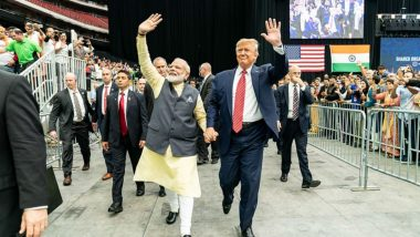 Kem Chho Trump: హౌడీ మోదీని గుర్తు చేసేలా కెమ్ ఛో ట్రంప్, 3 గంటల పర్యటనకు రూ.100 కోట్లు ఖర్చు చేయనున్న గుజరాత్ ప్రభుత్వం, నమస్తే డొనాల్డ్ ట్రంప్ పేరు మార్చిన ప్రధాని మోదీ సర్కారు