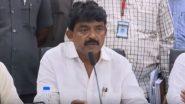 Attacking On Minister Perni Nani: మంత్రి పేర్ని నానిపై దాడి, తృటిలో తప్పిన ప్రమాదం, మచిలీపట్నంలోని మంత్రి నివాసంలో తాపీతో దాడిచేసిన దుండుగుడు, నిందితుడుని అరెస్ట్ చేసిన పోలీసులు
