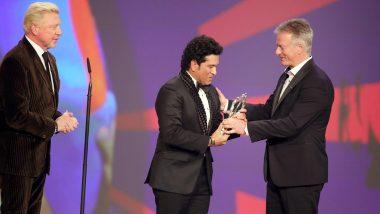 Laureus Sports Awards 2020: రెండు దశాబ్దాలైనా ఇప్పటికీ ఎవర్ గ్రీన్గా సచిన్ టెండూల్కర్ ప్రపంచ కప్ విజయోత్సవ ర్యాలీ, లారస్ స్పోర్టింగ్ మూమెంట్ విజేతగా నిలిచిన మాస్టర్ బ్లాస్టర్