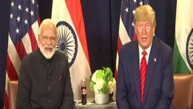 Trump to Visit India: ఫిబ్రవరి నెల చివర్లో భారత్లో పర్యటించనున్న అమెరికా అధ్యక్షుడు డొనాల్డ్ ట్రంప్, ఈ పర్యటనతో భారత్- యూస్ మధ్య వ్యూహాత్మక బంధం బలపడుతుందని భారత్ ఆకాంక్ష