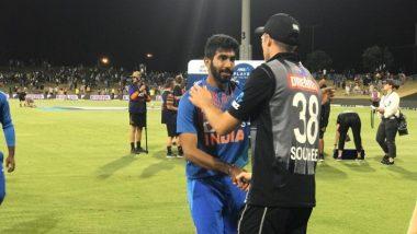 IND vs NZ T20I: టీమిండియా క్లీన్ స్వీప్, ఒక్క మ్యాచ్ కూడా గెలవకుండానే ఇంటిదారి పట్టిన కివీస్, కివీస్ గడ్డపై తొలిసారి టీ20 సిరీస్ను క్వీన్స్వీప్ చేసిన జట్టుగా భారత్ రికార్డు